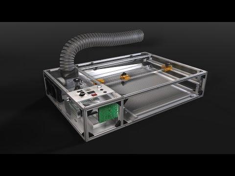 S01E19 - Laser Cutter Build