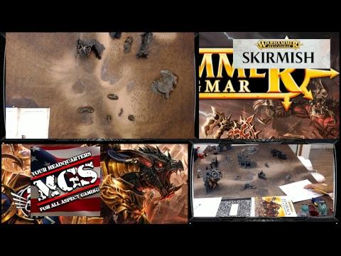 Age of Sigmar Skirmish Campaign