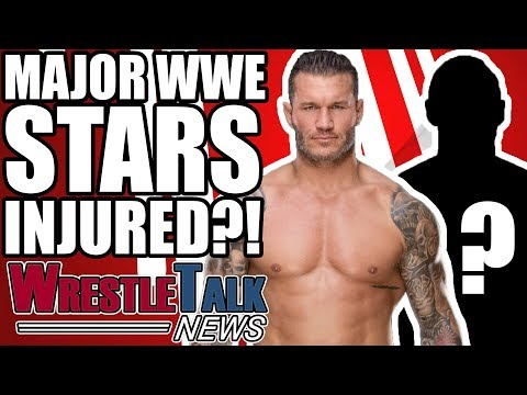 Randy Orton OUT INJURED Until SummerSlam?! | WrestleTalk News May 2018