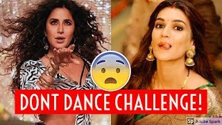 TRY NOT TO DANCE CHALLENGE | *NEW* HINDI SONGS | Bollywood Songs Challenge 2019