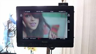 Becky G - Shower - Behind The Scenes