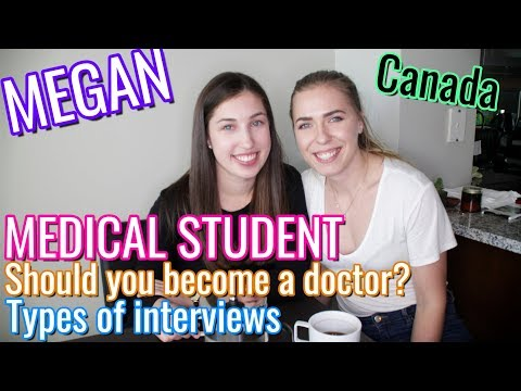 Megan the MEDICAL STUDENT from Canada | Women in STEM Fields