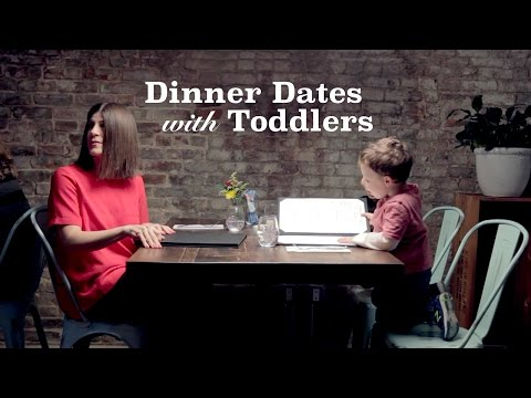 Dinner Dates with Toddlers