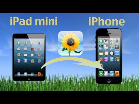 iPad to iPhone (Photo Transfer): How to Transfer Photos from iPad to iPhone, or iPad Mini to iPhone