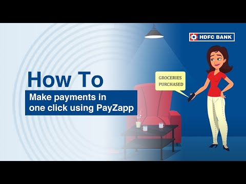 Buying things online? Now make payments in one click with Payzapp. HDFC Bank, India's no. 1 bank*
