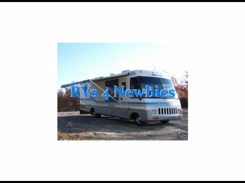 NEW RV DRIVERS CONFIDENCE COURSE (NEW MOTORHOME OWNERS)