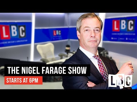 The Nigel Farage Show 16 October 2019