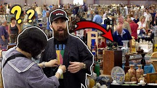 Download Descubrí un Mercado de Pulgas y antigüedades en Japón flea market Tokyo Video