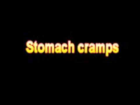 What Is The Definition Of Stomach cramps Medical School Terminology Dictionary