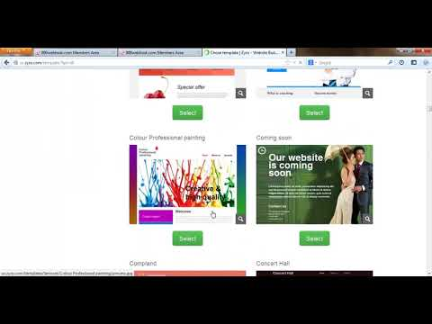 How to Make a WEBSITE for FREE / make free own website /design my own website free