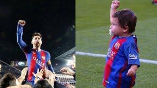 Mateo Messi ● Next Generation