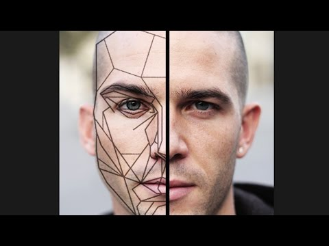 Unsymmetrical face FIXED with the GOLDEN RATIO MASK!