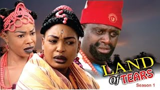 """The captivating epic movie succintly depicts that """"When the gods are upset; the whole town becomes unrest"""". Here  a terrible conspiracy was  carried out against an innocent young woman and this incidentally invited a thick dark to engulf the Ikoku community. A terrible calamity is at the verge of consuming the entire people unless the four conspirators involved atone for that which they have done to soil the land. To atone for their sins involves a  dangerous mission which no one knows if any would survive; that means no one is certain about the fate of this community.   Nollywood movies starring:Nelly Chikere, Chinyere Nwabueze, Gentle Jack, Joseph Nwakwoude, Rubby Orjiakor, Tina Ibem and Chris Okorondu Producer: Bobby Dimkpa Director: Murphy Stephen  Click Here To Subscribe To Our Channel:: http://bit.ly/1qV5g8h     Like Us On Facebook   https://www.facebook.com/nollywood.picturestv/    Follow Us On Twitter https://twitter.com/  Like Us On Instagram  https://www.instagram.com/Nollywoodpics/   Watch Land of tears Season 1  https://youtu.be/4CkeEzUnig8   Watch Land of tears Season 2  https://youtu.be/Cwr4wNNz5Rc   Watch Land of tears Season 3  https://youtu.be/FgkPQEf13OA    Watch Land of tears Season 4  https://youtu.be/ZNES8gHY6NE   Watch Best Of Nigerian Nollywood Movies ,Watch Best of Nigerian actress,Best Of Nigerian Actors, Best Of Mercy Johnson, Best Of Ini Edo, best of tonto Dikeh, in Nollywood movies, action, Romance, Drama, epic, Only on youtube Best Of Nollywood Channel, see clips, trailer"""