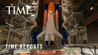 Watch A Time-Lapse Of The Final Space Shuttle's Launch Preparation | TIME