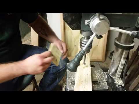 DIY Yard Dice Hole Template (part 1)