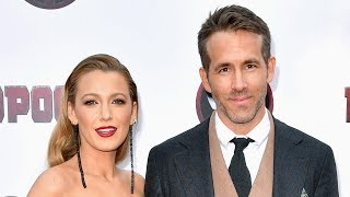 Ryan Reynolds REVEALS Blake Lively Was Inspiration Behind Deadpool 2