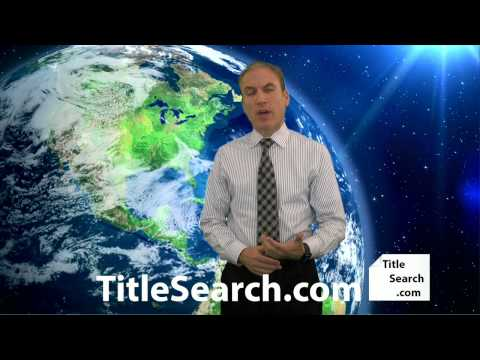 How do you get a cheap title search for real estate? | AFX