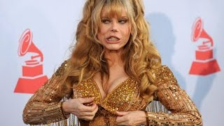 Dancing with the Stars Contestant Charo Surprise Her Pro Partner by Jumping Out of a Box
