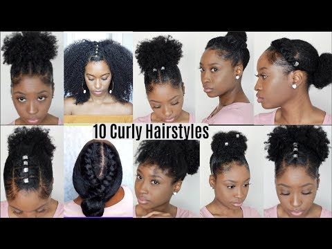 4 Easy Teen Natural Hairstyles You Can Do Yourself In 1