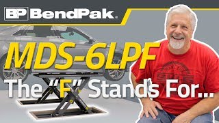 Amazing BendPak Scissor Lift For Home Garage