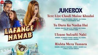 Lafange Nawab - Full Movie Audio Jukebox | Robin Shohi, Larissa Chakz & Ravi Sudhachaudhary