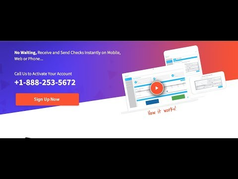 AnytimeCheck - Send and Receive eChecks - Fast, Easy and Secure - See How it Works!