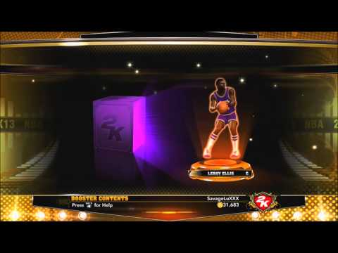 Nba 2k13 My Team - 60,000 VC Pack Opening | FINALLY GETS ANOTHER LEGEND!