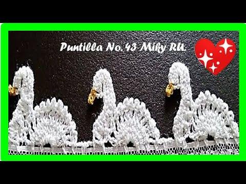 8f1f31b9c Puntilla# 43 Mky Ru (patitos)