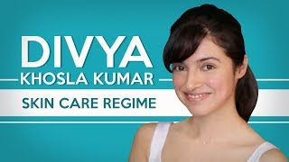 Divya Khosla Kumar reveals her skincare routine secrets | Skin Care Tips | Fashion | Pinkvilla