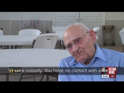 Elderly guardian services questioned
