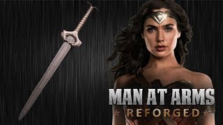 wonder woman god killer sword man at arms reforged