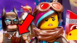 LEGO MOVIE 2 Trailer Breakdown! Easter Eggs & Details You Missed!