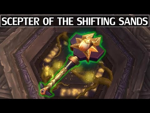 The Scepter of the Shifting Sands [1/3] Quest Log Episode 1