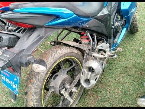 how to change the Suzuki gixxersf exhaust note free of cost