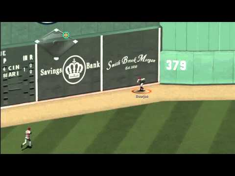 MLB 2K 11: A BUNT TRIPLE OFF THE WALL