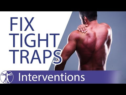 Tight Upper Traps? Try These Exercises!