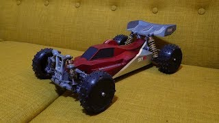 MKUltra - 3D printed 1/10 4wd buggy