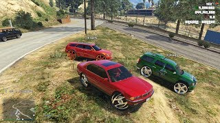 GTA V MEMORIAL DAY LATE NIGHT DONK RIDE OUT