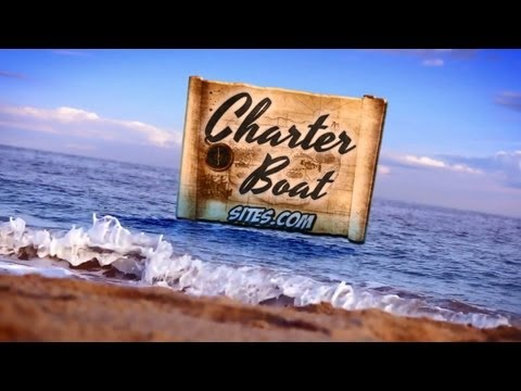 Charter Boat Site Design | Site design for Charter Boats