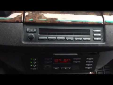 x5 BMW climate control tested unit