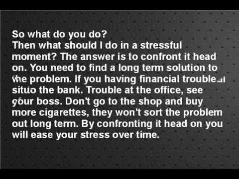 The Reasons Behind Smoking