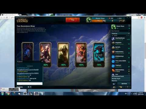 How to Get Free Skins in LOL No Download