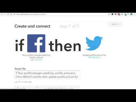 How to set up automations with IFTTT [Dative Friday Favorite]