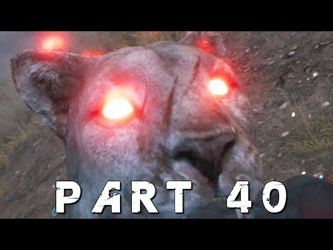 FAR CRY 5 Walkthrough Gameplay Part 40 - THE JUDGE COUGAR (PS4 Pro)