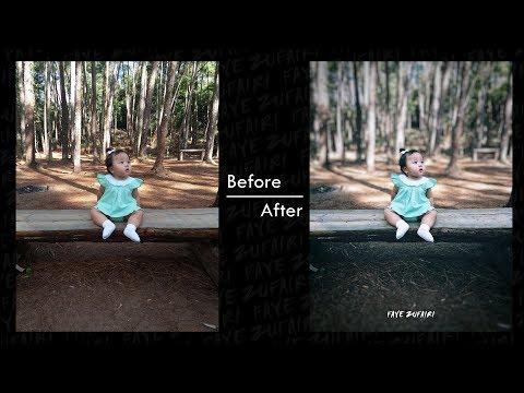 VSCO + Snapseed Editing