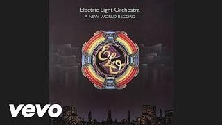 Electric Light Orchestra - Above The Clouds (Audio)