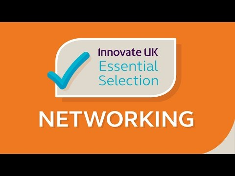 Innovate UK's essential tips for business networking
