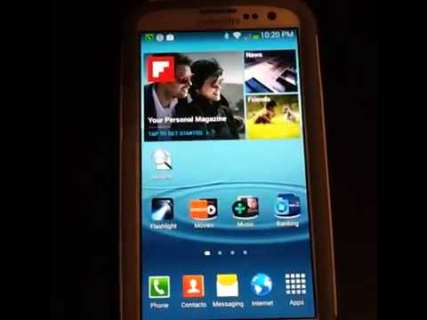 How to get MSL/SPC Sprint Samsung Galaxy S3
