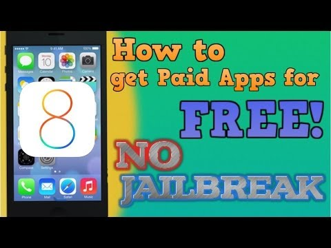 How to get Paid Apps for FREE on iOS 8 - 8.1 (no jailbreak)