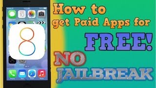 How To Get Paid Apps For Free On Ios 8 81 No Jailbreak